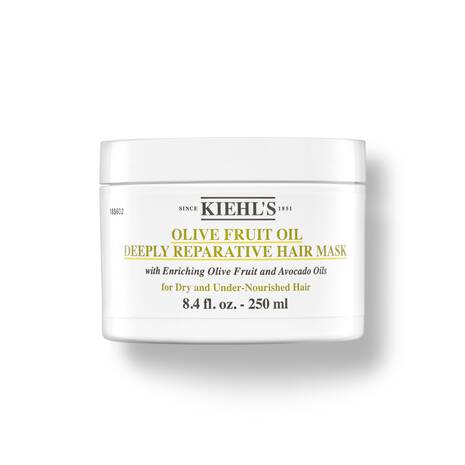 Olive Fruit Oil Deeply Reparative Hair Mask