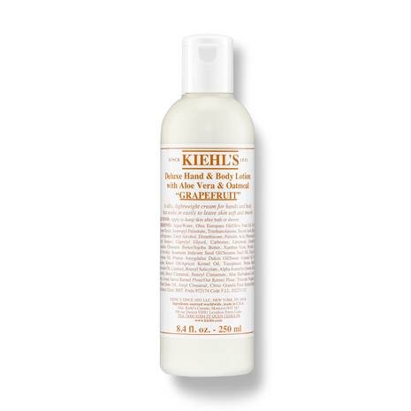 Deluxe Hand & Body Lotion